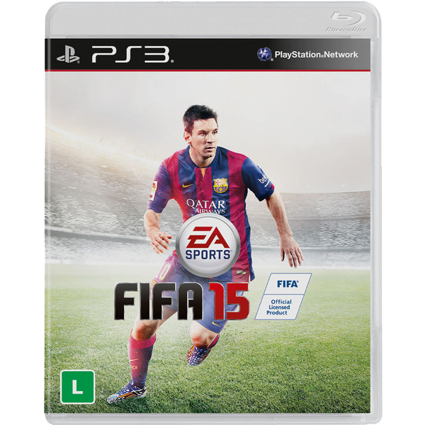 Game Fifa 2015 - PlayStation 3