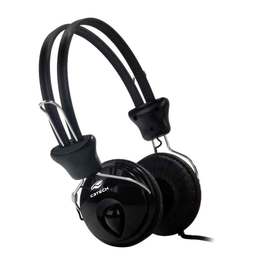 Headphone Gamer Tricerix III - C3Tech